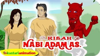 vuclip KISAH NABI ADAM AS.   Kisah Nabi-Nabi dalam Al-Quran   Kastari Animation Official