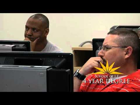 Macon State College School of IT Commercial