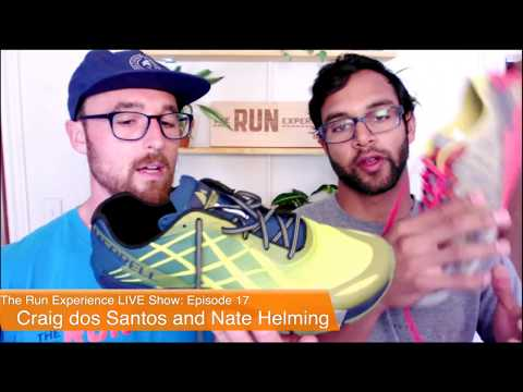 🔴 Live TRE Show Episode 17! We're talking Running in Minimalist Shoes
