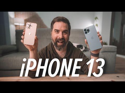 iPhone 13 / iPhone 13 Pro Max: UNBOXING + PRIMERAS IMPRESIONES