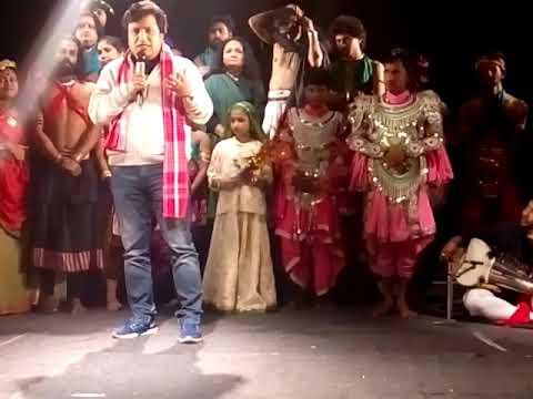MLA Arindam bhattachariya in various social programs.(7)