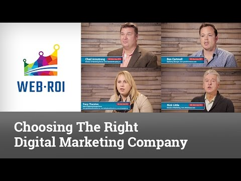Introducing Digital Marketing from WEB ROI Powered by WSI Milton