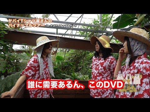 【初回盤DVDトレーラー】ヤバイTシャツ屋さん 5th single「パイナップルせんぱい」