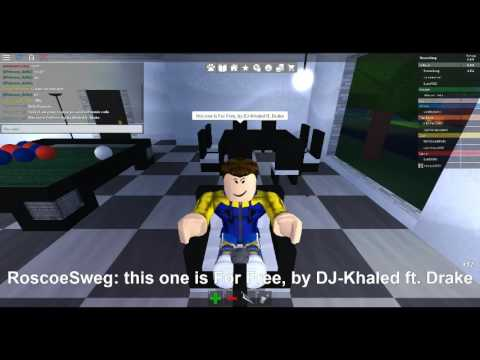 Dj Khaled For Free Ft Drake Roblox Music Code Youtube