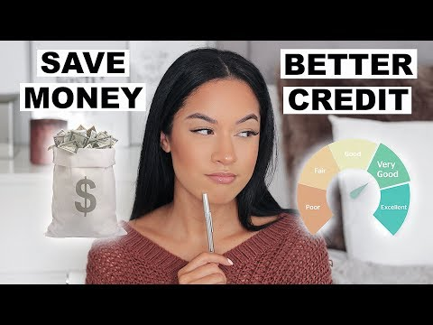 HOW TO BUDGET, SAVE MONEY, & RAISE YOUR CREDIT SCORE