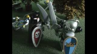 Lego War - Castle Battle 2