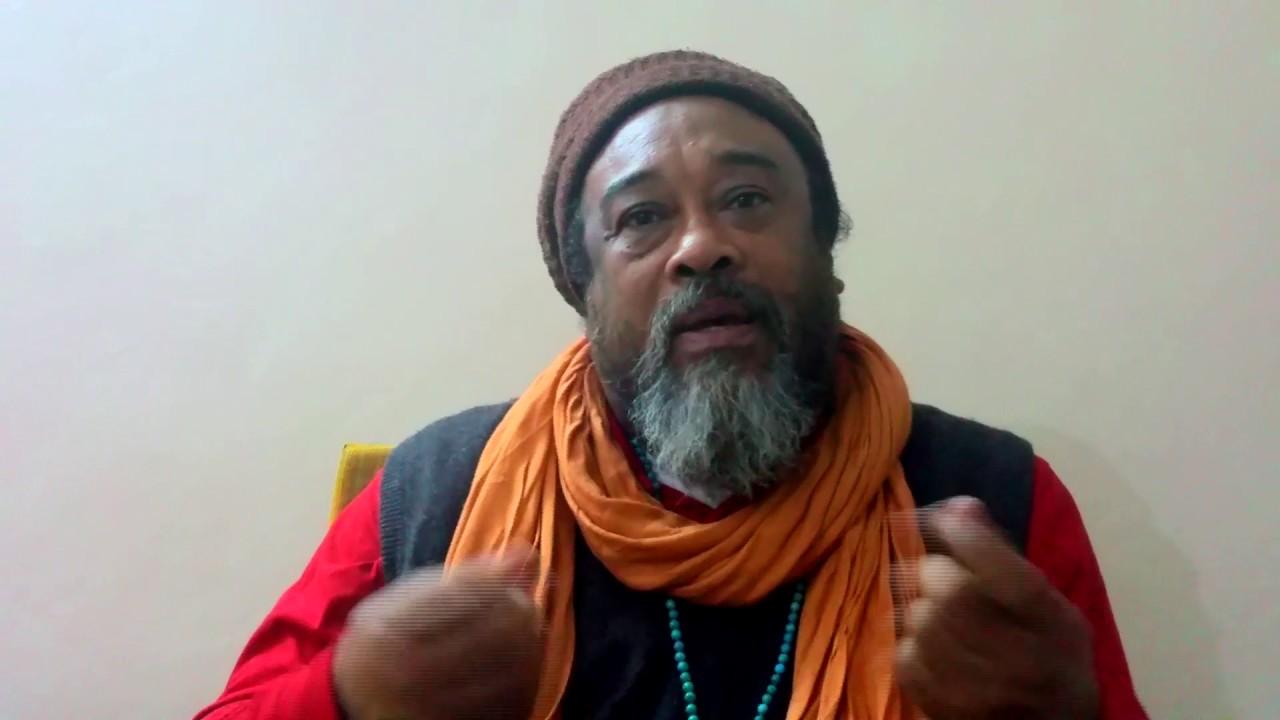 Mooji Baba's message for Sangha Groups - India Season 2017