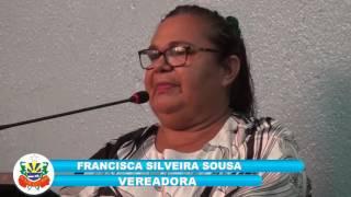 Francileide Silveira pronunciamento 30 06 2017