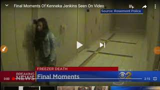 Kenneka Jenkins: The Cover Up