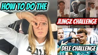 HOW TO DO THE DELE CHALLENGE & JLINGZ CHALLENGE