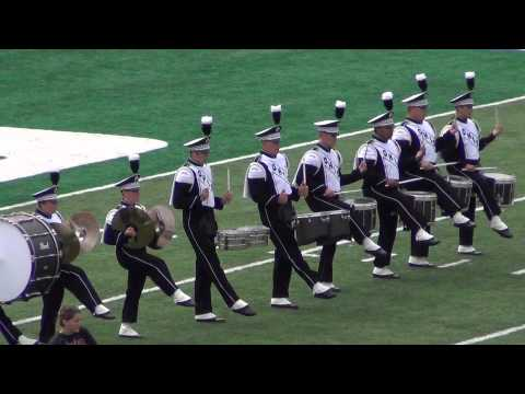 Ohio University Marching 110 Drumline - Pregame