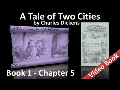 Book 01 - Chapter 05 - A Tale of Two Cities by Charles Dickens - The Wine-shop