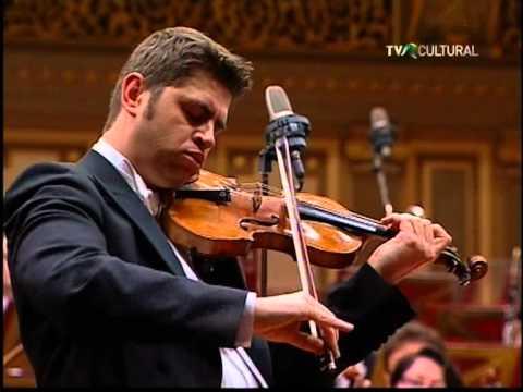 "Remus Azoitei plays Enescu's ""Fiddler"""