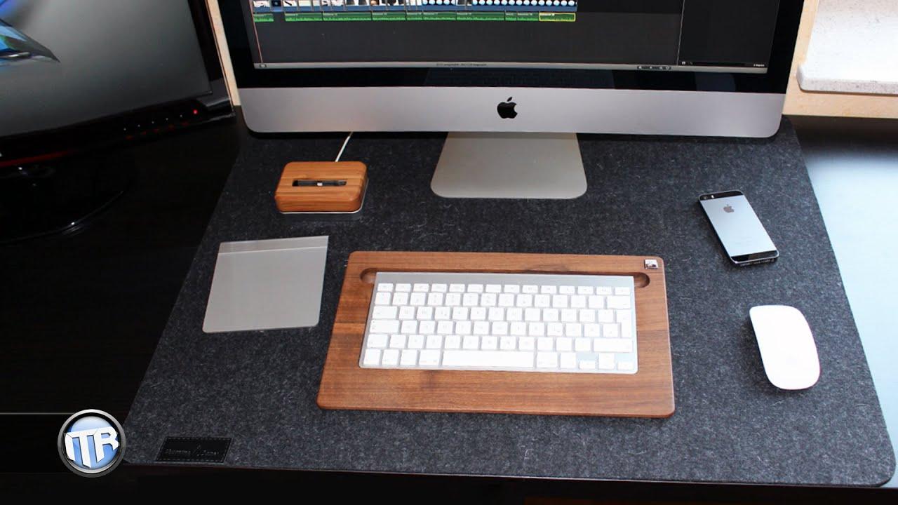 burning love deskpad edle schreibtischunterlage aus filz deutsch german youtube. Black Bedroom Furniture Sets. Home Design Ideas