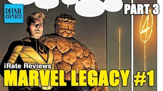 Marvel Legacy #1 (Part 3) - Future Of Marvel || iRate Reviews