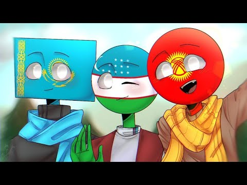 COUNTRYHUMANS MEME COLECTION [7]