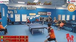 USA Table Tennis Club Highlights and Tournament Director of the Year 2018-2019