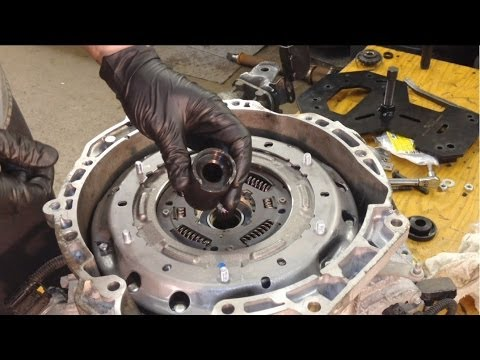2011+ Ford Fiesta & 2012+ Focus Shudder- Clutch Replacement