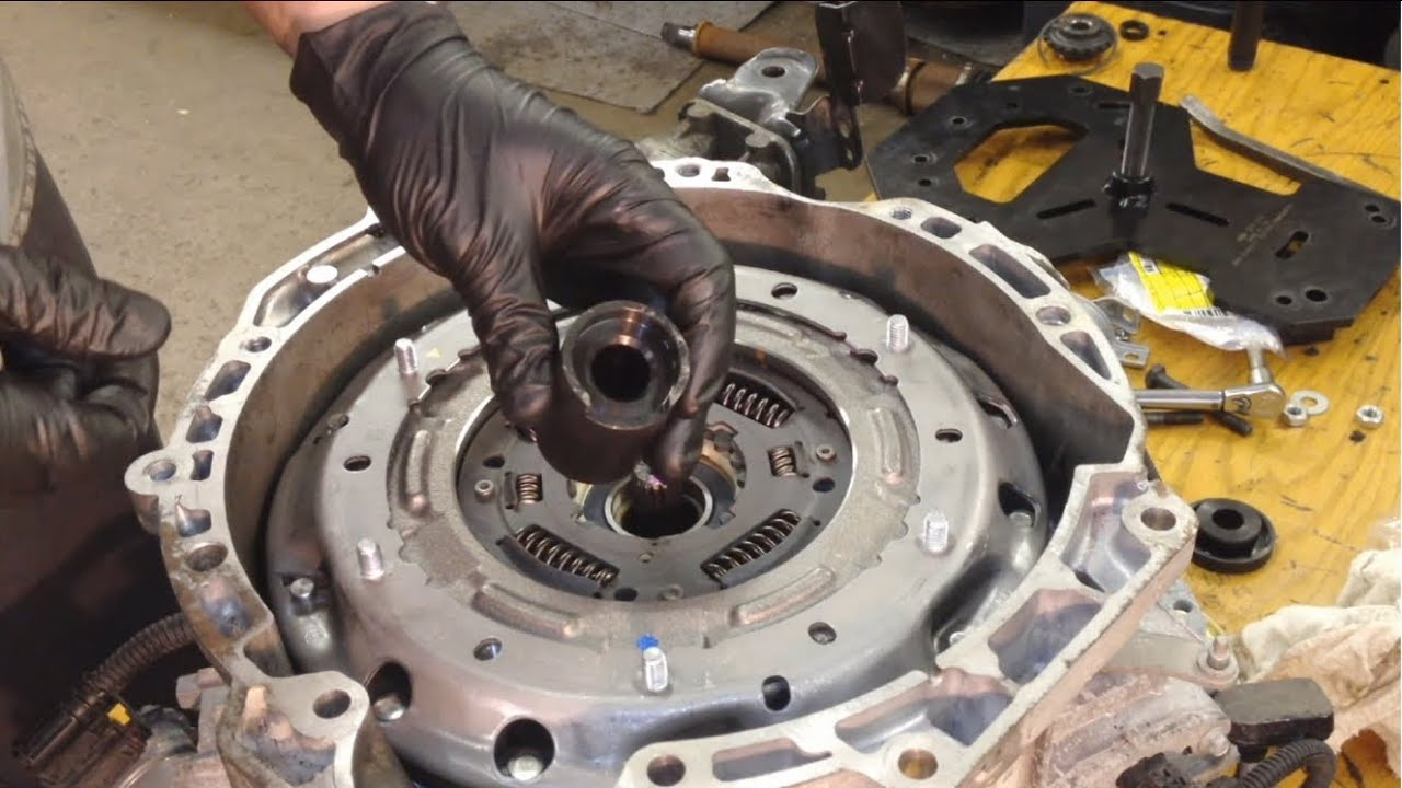 2011 Ford Fiesta 2012 Focus Shudder Clutch Replacement Youtube