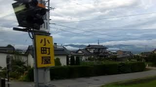 JR東日本211系外扇 側面展望 飯島→赤木(飯田線普通) ナノN314編成 thumbnail