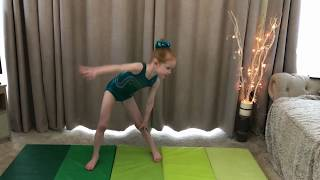 Drills and tips on how to do a cartwheel! Great for beginners and g...