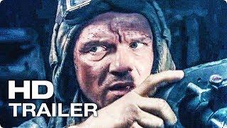 НЕСОКРУШИМЫЙ ✩ Трейлер #1 (2018) Андрей Чернышов, Военная Драма
