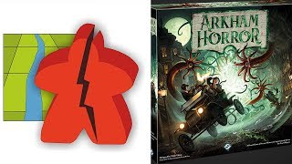 The Broken Meeple - Arkham Horror 3rd Edition Review
