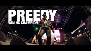 preedy wining champion live in the soca monarch semis nh productions