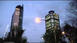 Predio de Reforma Tower. Transmisión en vivo, 2Ene16 | www.edemx.com