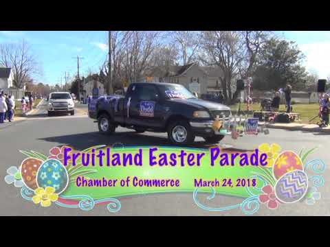 Fruitland Chamber of Commerce Easter Parade