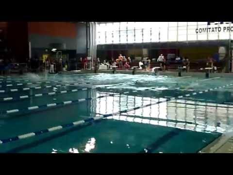 1° Trofeo Etna Nuoto - 50 FA F - Batteria 1