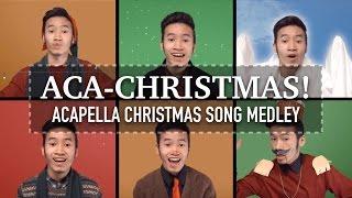 ACAPELLA CHRISTMAS MEDLEY (30+ SONGS) | INDY DANG