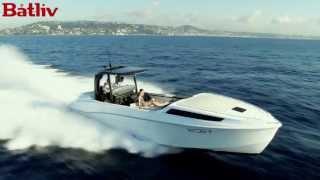 Wider 42 - transformer boat