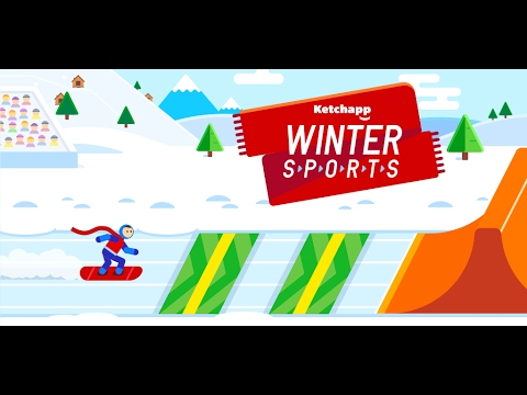 Ketchapp Winter Sports (Ketchapp)