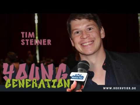 REKRU-TIER Interview mit Tim Steiner (Life Plus)