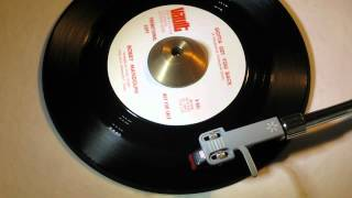 BOBBY MANDOLPH - GOTTA GET YOU BACK ( VAULT V-949 )  www.raresoulman.co.uk John Manship