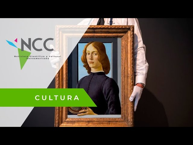 Pintura de Botticelli de 500 años de antigüedad rompe récord en subasta