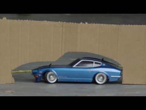 Chris Harris vs Rory Reid RC Car Drift Off | Top Gear