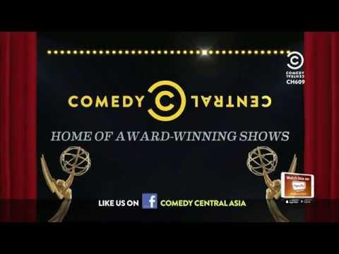 unifi TV: Comedy Central (Ch. 609)