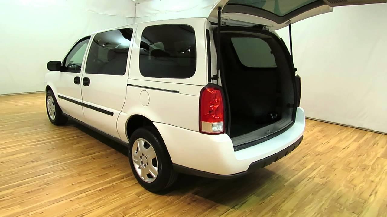 2008 Chevrolet Uplander Cargo Van Carvision Com
