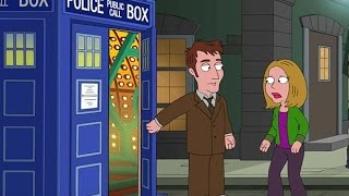 Doctor who Cartoon Cameo