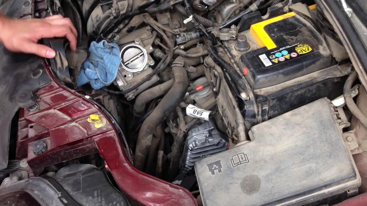 Ремонт Focus III (2 л.АКП) - замена модуля коробки передач (TCM)