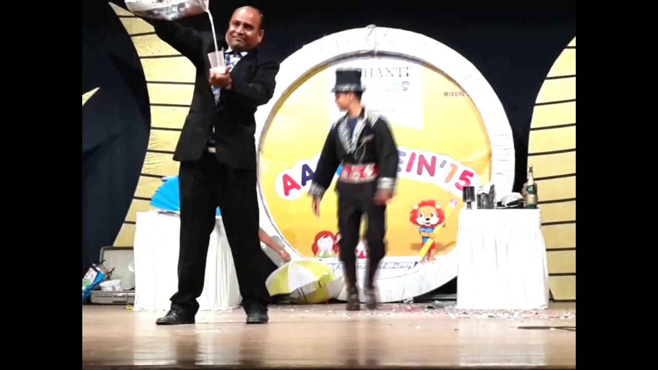 International Magician S.Kumar - Magic Part 5