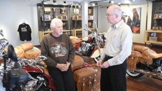 A visit to the new Indian Motorcycle in Downtown Racine