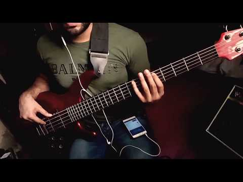 Born to praise - planetshakers - bass cover
