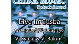 Download CHIKA MUSIC vj tyo vs vj syarif live gusba Mp3