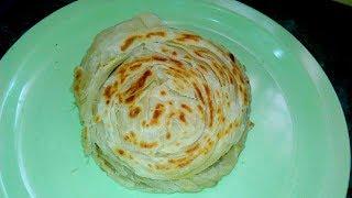 பரோட்டா செய்வது எப்படி/ How To Make Parotta / South Indian Recipe