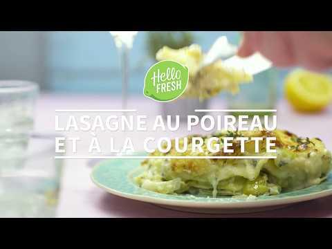 lasagnes-au-poireau-et-à-la-courgette- -hellofresh