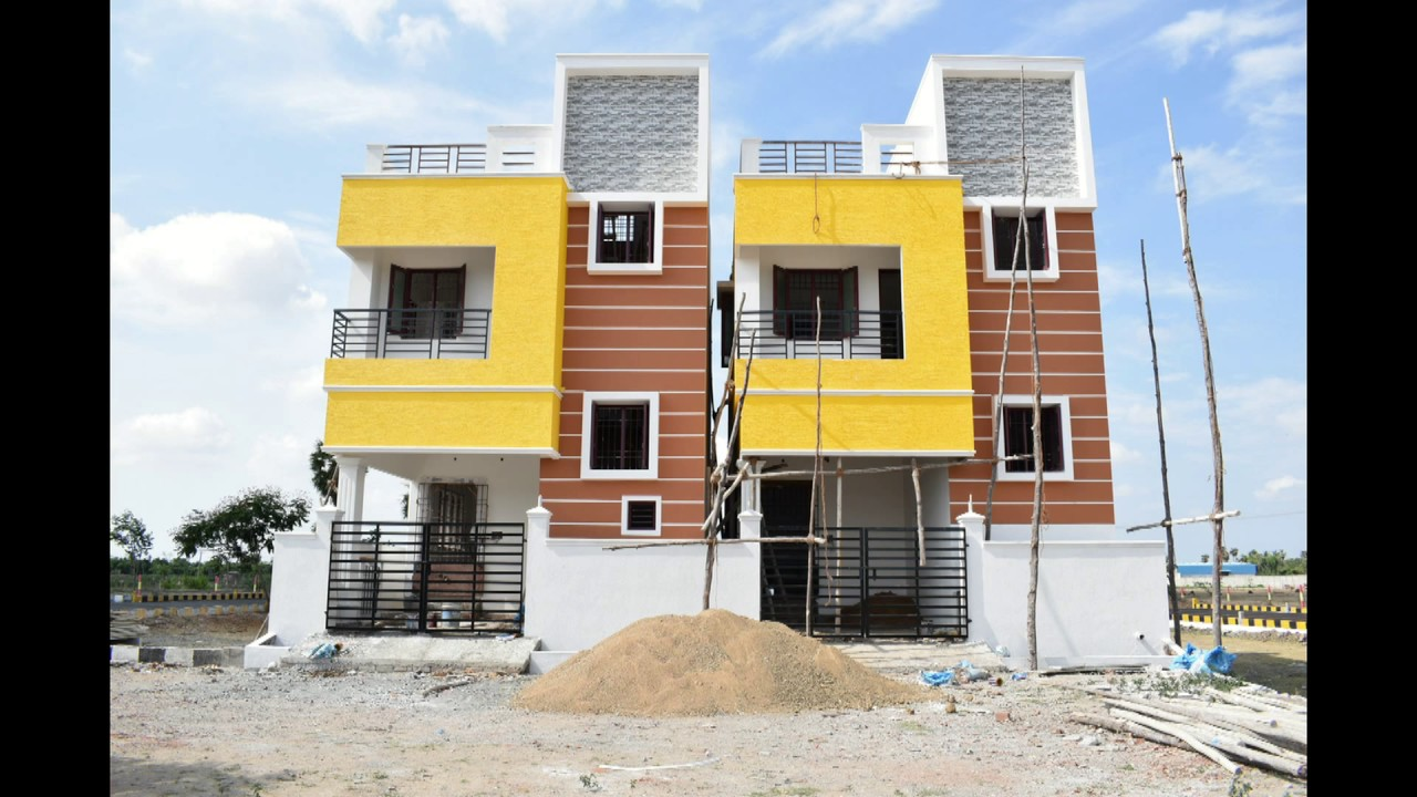independent house for sale at mambakkam, chennai - youtube