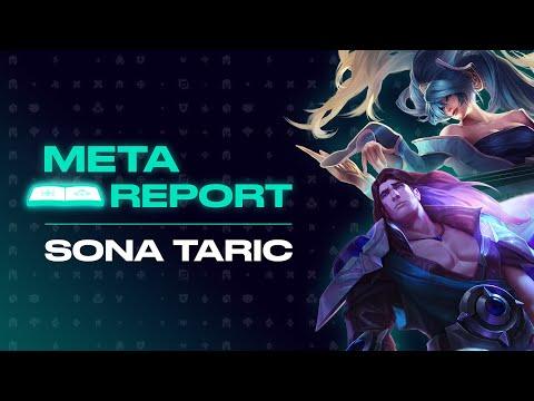 Meta Report - Sona & Taric Bot Lane